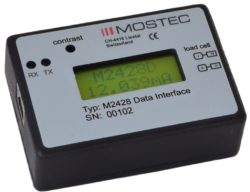 Bending beam Interface | Mostec | Messsysteme & Regelsysteme | Measuring Systems & Control Systems