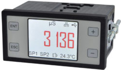 Conductivity meter controller type MLW Mostec min
