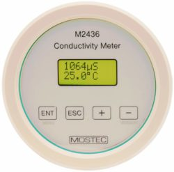 Inductive Conductivity meter Msi PEEK Mostec d min