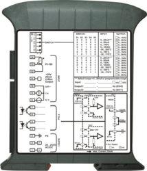 Isolating Amplifier Converter Mostec type M d min