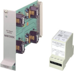 Isolating amplifier without supply type M EK Mostec min