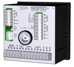 M pH rH mV controller with USB logger Mostec d min