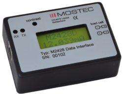 Interface für Biegebalken | Mostec | Messsysteme & Regelsysteme | Measuring Systems & Control Systems