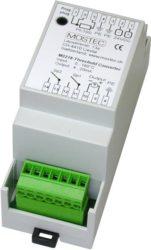 Threshold converter type M Mostec Alarm unit d min