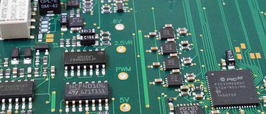 Elektronikentwicklung von Schweizer Profis