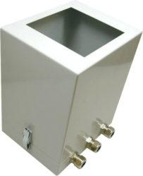 Leitwertmessgerät Metallgehäuse