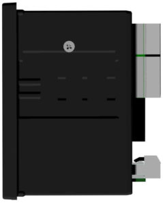 Leitwertmessgerät Seitenansicht