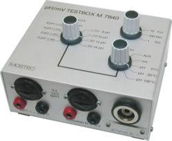 pH Simulator for instrument calibration type M Mostec min
