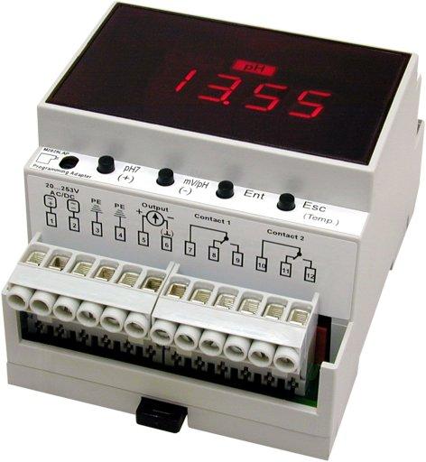 M2120 pH/mV-Regler